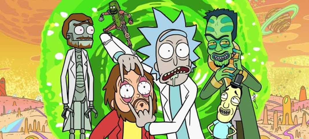 Rick And Morty, Uma Aventura Interplanetária