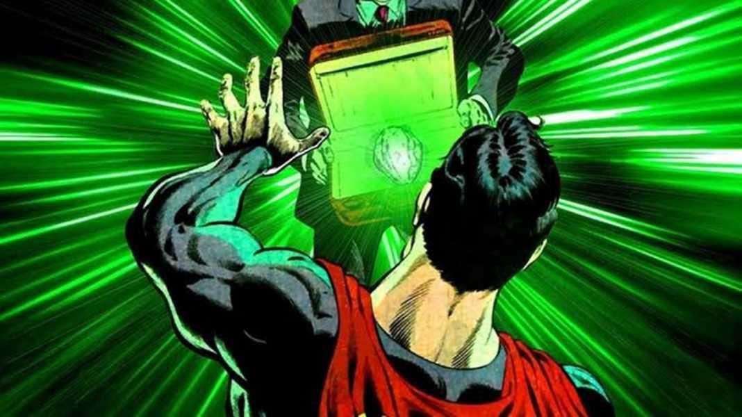 Porque o SuperMan é Tão Vulnerável a Kryptonita?