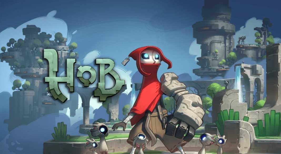 HOB um dos jogos grátis da epic games nesta semana
