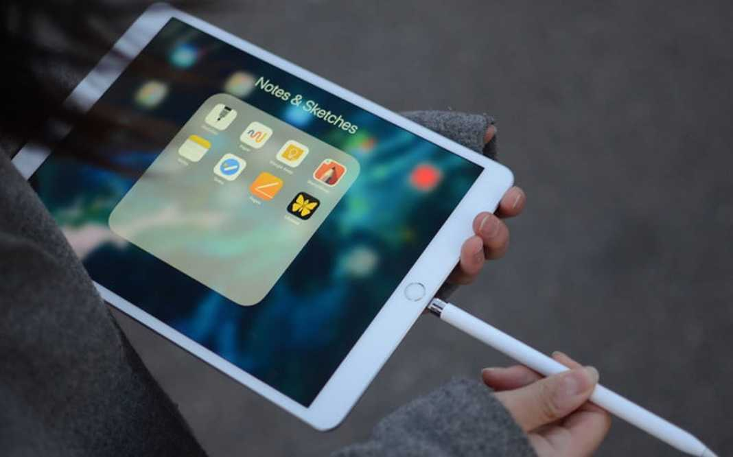 Um dos Gadgets da Apple, Ipad