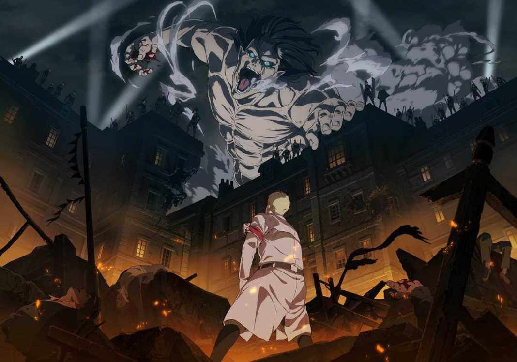 attack on titan, 4ª temporada