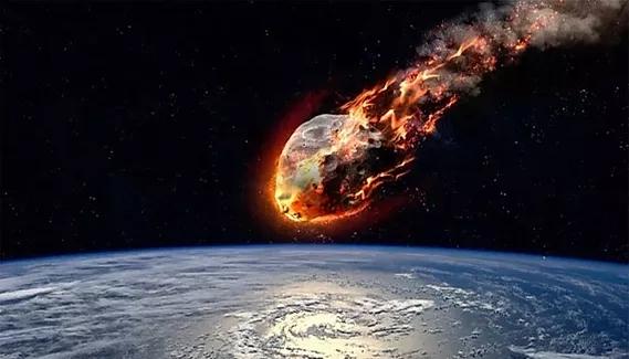 Formas do Mundo Acabar - Meteoro