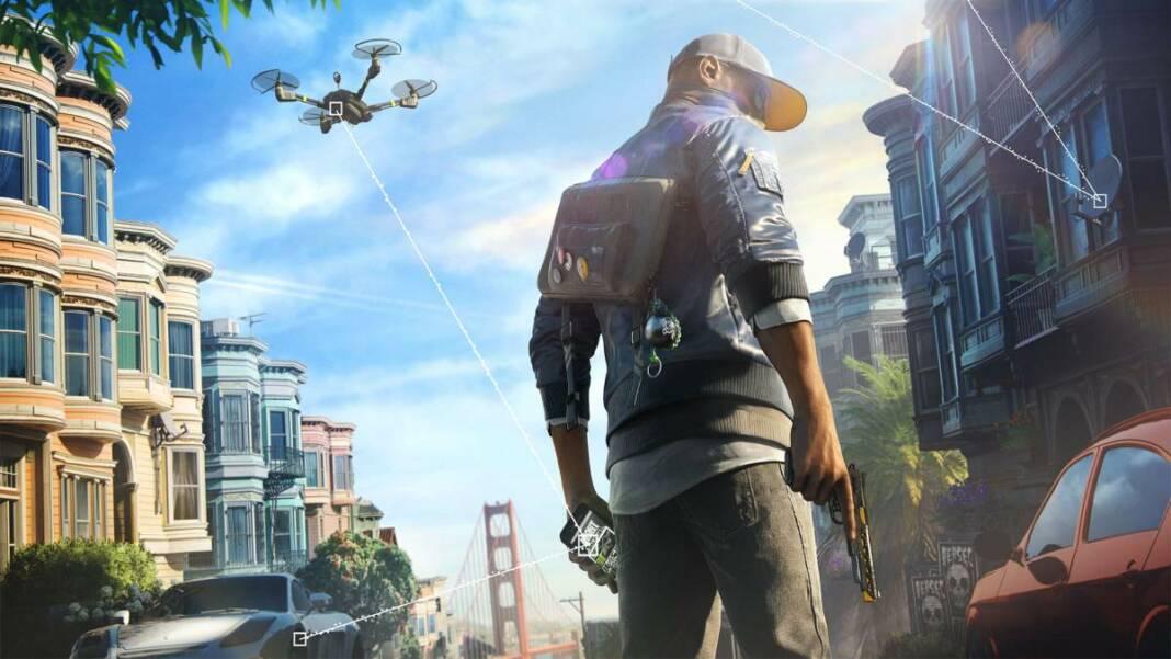 Watch Dogs 2 distribuido gratuitamente pela Ubisoft durante o dia 12 de Julho.