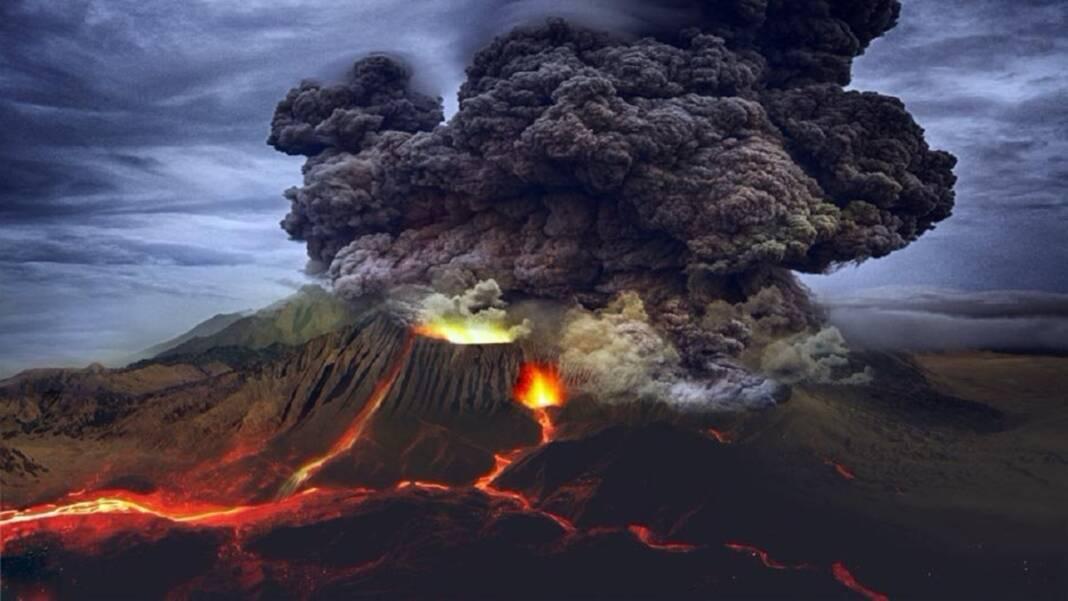 Existem vulcões ou vulcão ativo no brasil