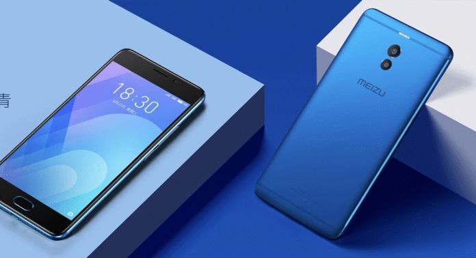 30 celulares até 2000 reais - Meizu M6 Note