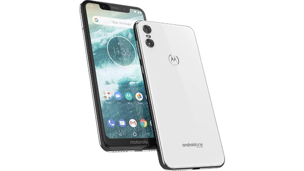 30 celulares até 2000 reais - Motorola One