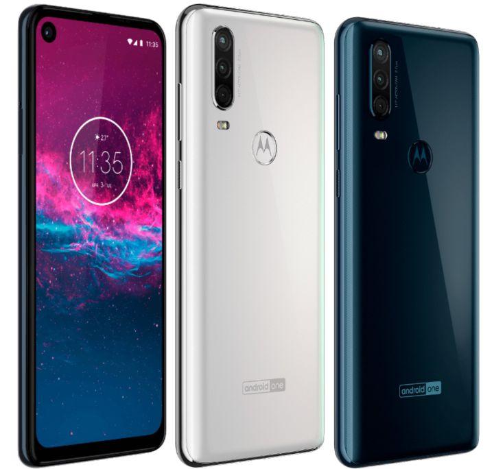 Motorola One Action - 30 celulares até 2000 reais