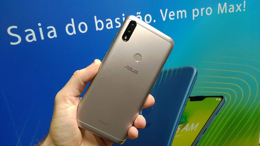 30 celulares até 2000 reais - Zenfone Max Plus (M2)