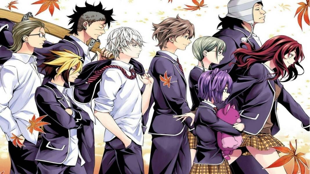 Imagem - Elite 10 / Anime: shoukugeki no soma.