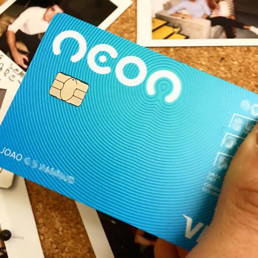 Neon Cartão, News Geek